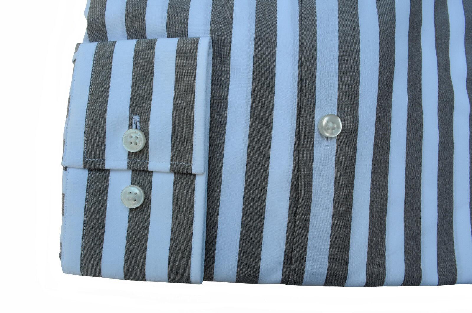 Nouveau T. 40 Hugo Boss Boss Boss C-Jason chemise slim fit gris à Jeans 50377510 9da24d