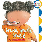 Brush, Brush, Brush! by Alicia Padron (Board book, 2010)