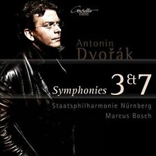 Antonin Dvorak: Symphonies 3 & 7 / Marcus Bosch, New Music