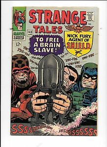 Strange-Tales-143-April-1966-Nick-Fury-Agent-of-SHIELD