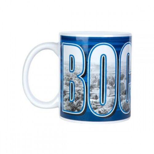Becher Kaffeebecher VfL Bochum 1848 Tasse Stadtbuchstaben cof Kaffeetasse