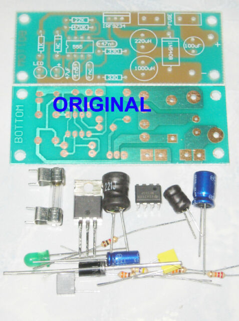 battery desulfator kit for 12 volts lead acid