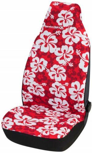 1 Vordersitzbezug Highback rot mit ... Serie Hawaii Universal Autositzbezug