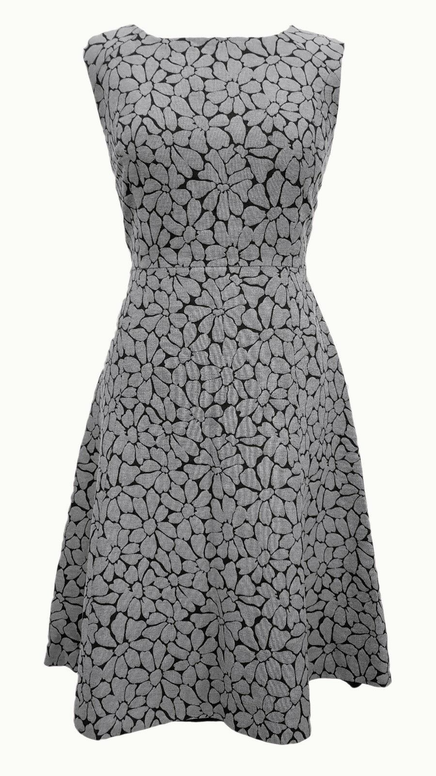 Phase huit/8 fleur coupe et Flare Robe Taille Taille Taille 12 c0d067