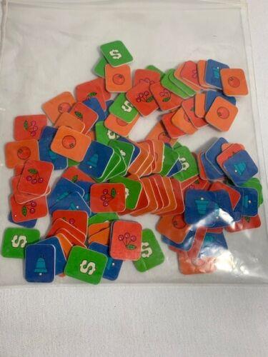 U-PICK VINTAGE JACKPOT YAHTZEE GAME REPLACEMENT PIECES PARTS