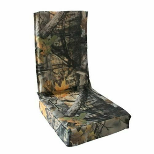 Savage Island Folding Outdoor Camo High Seat Camping Fishing Hunting Cushion
