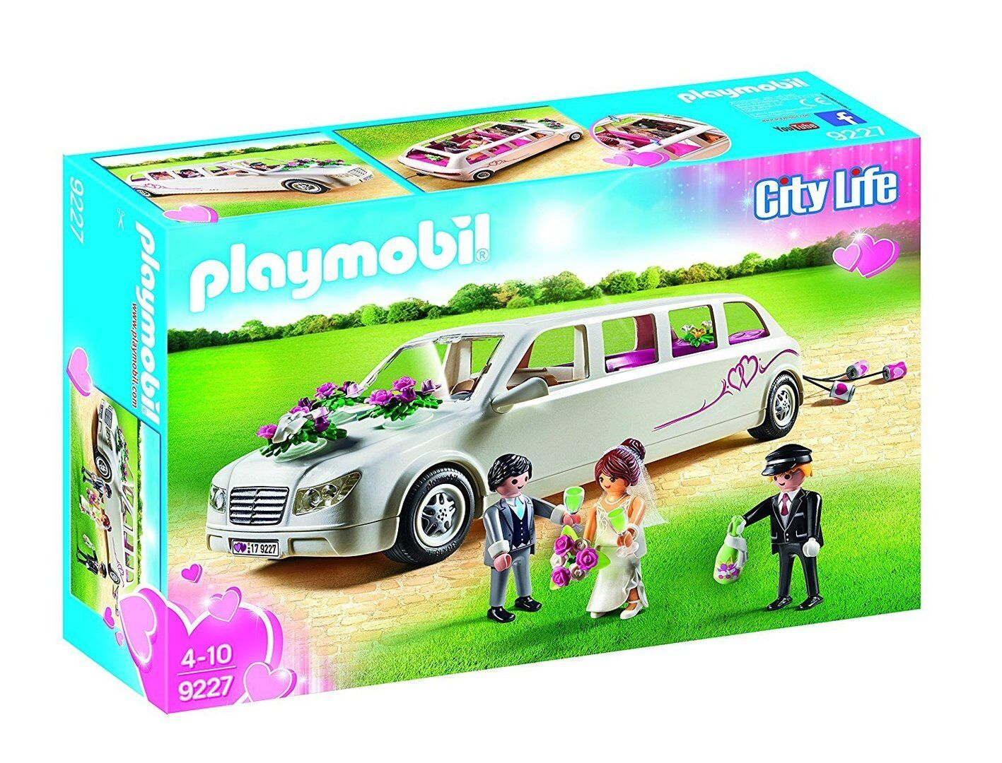 Playmobil 9227 - City Life - Limusina Nupcial - NUEVO NUEVO NUEVO 8e73b9