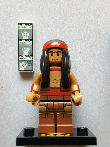 15 Apache Chief Lego Minifiguren Batman Serie 2 Nr