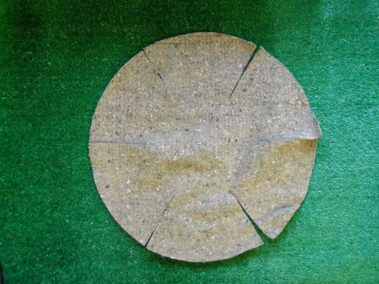 50 X 12  30 cm Forro de cesta colgante de yute los trazadores de líneas cestas de Flores Plantas Maceta