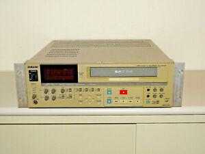 Sony-SVO-5800P-High-End-Profi-S-VHS-Videorecorder-2-Jahre-Garantie