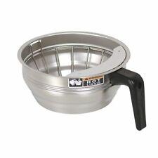 Bunn 202160000 Splashgard Ss Funnel With Plastic Handle