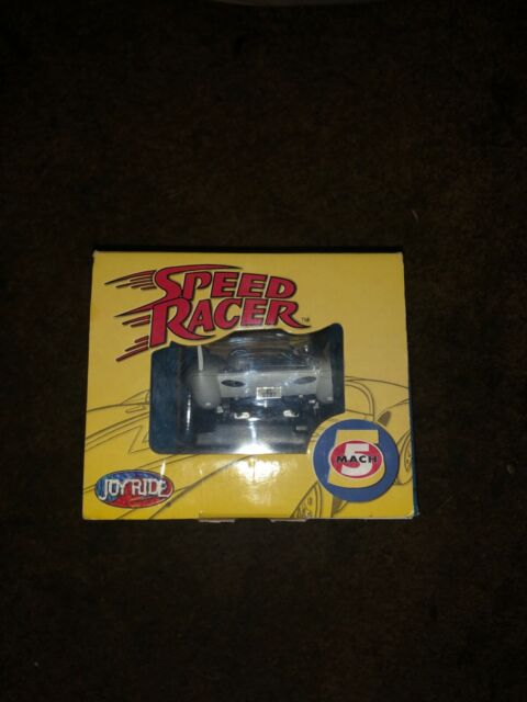 Speed Racer Mach 5 1 18 Ertl American Muscle 33141 NRFB 2007 for sale  online | eBay