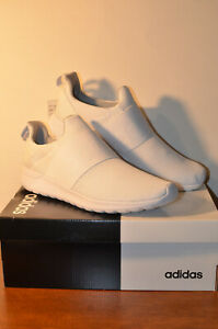 Adidas-Cloudfoam-Lite-Racer-Adapt-Men-039-s-Slip-On-Shoes-Sneakers-Running-Gym-Sz-12