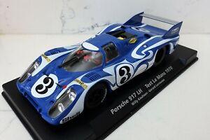Fly A-1404 88206 Porsche 917 Lh 24h Test Le Mans 1970 Bnib 1/32