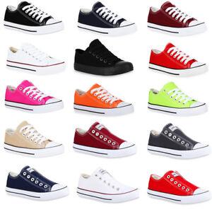 Kult-Sneakers-Damen-Herren-Kinder-99164-Trendfarben-Gr-30-46