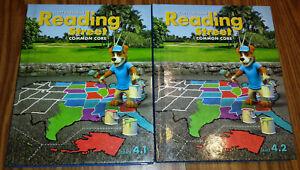 Scott-Foresman-READING-STREET-Common-Core-GRADE-4-Set-2-Student-Texts-4-1-amp-4-2