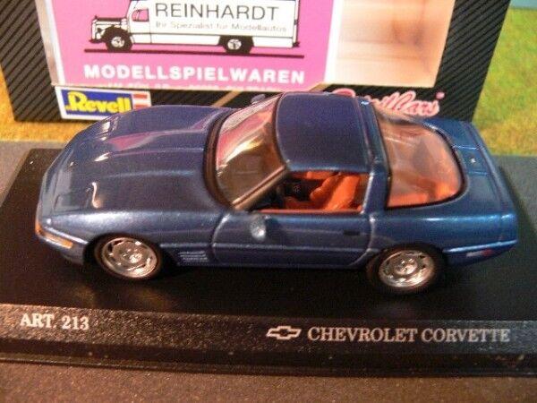 1 43 43 43 DetailCars 213 Chevrolet Corvette ZR 1 Coupe f01f4e