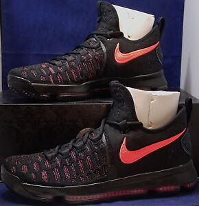 detailed look 9722a eda64 Image is loading Nike-Zoom-KD-9-IX-Premium-Aunt-Pearl-