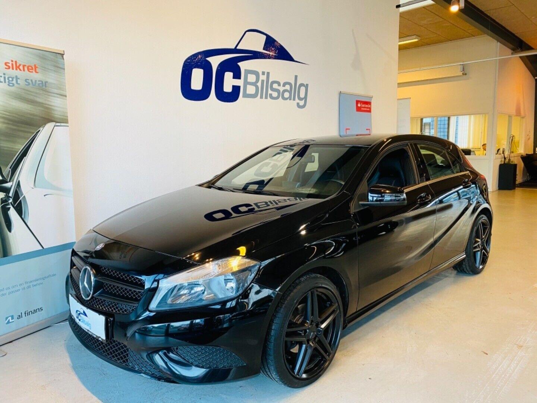 Mercedes A180 1,5 CDi Urban 5d - 143.900 kr.