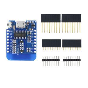 NodeMCU-Lua-ESP8266-ESP-12-WeMos-D1-Mini-WIFI-4M-Bytes-Development-Board-Module