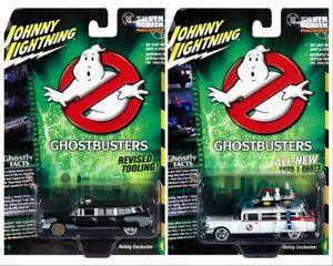 Ghostbusters Cadillac Eldorado Ecto Project Pre-Ecto 1:64 Johnny Lightning