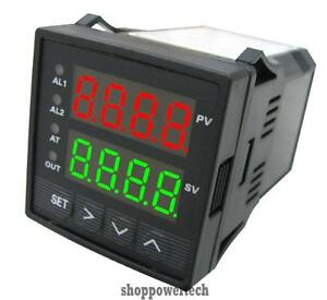 200-2300 C//F Smart Digital PID Temperature Control Controller Power AC 85V-260V