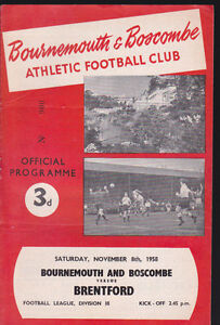 1958-59-BOURNEMOUTH-V-BRENTFORD-08-11-1958-Division-3