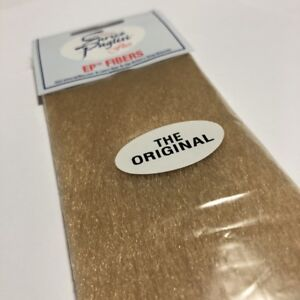 Enrico Puglisi EP Fibers Olive fly tying materials from BWCflies