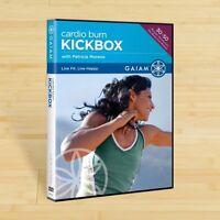 - Cardio Burn Kickbox