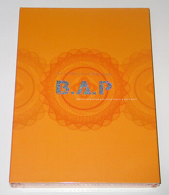 B.A.P BAP - CRASH: B.A.P 1st Mini Repackage Album [CD+Poster+MIni Photo]