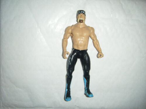 WWE CATCH JAKKS Deluxe agression impitoyable figure JAKKS TNA série mattel