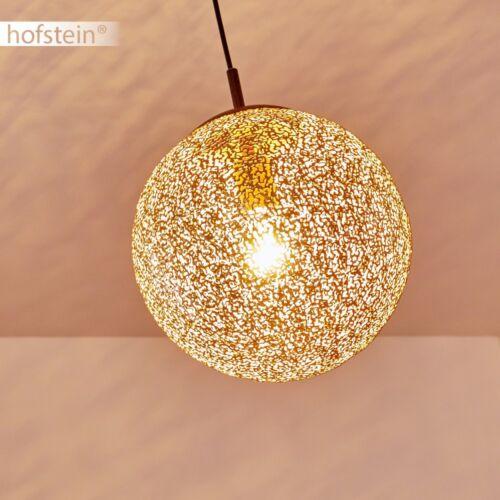 Goldfarbene Pendel Lampen Luxus Ess Tisch Wohn Schlaf Zimmer Hänge Beleuchtung
