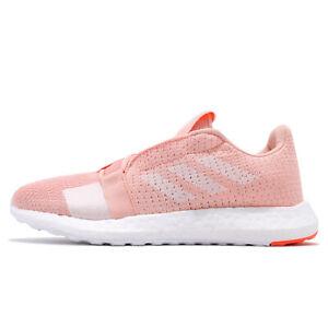 Womens adidas Originals FLB Haze Coral White Trainers