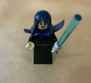 Lego ® Star Wars Figure Barriss Offee with Blue Laser Sword