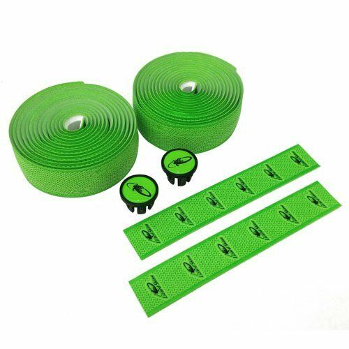 Lizard Skins DSP 2.5mm Durasoft Polymer Bike Bar Tape, Green