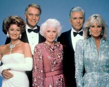 The Colbys Charlton Heston Great Cast 10x8 Photo