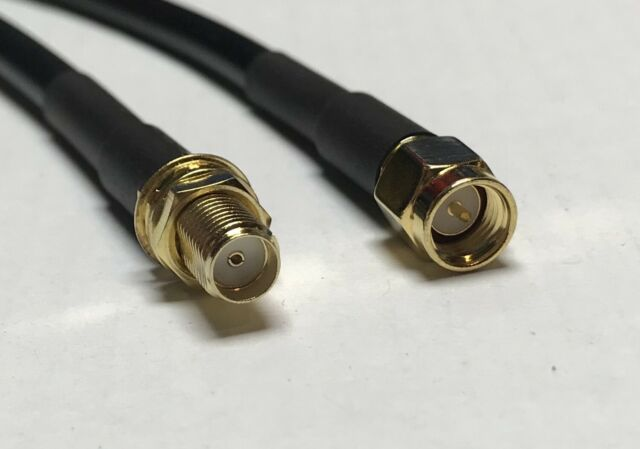 RG213 50 Ohm CB and Amateur Ham Radio Coaxial Cable Choose Length and PL259