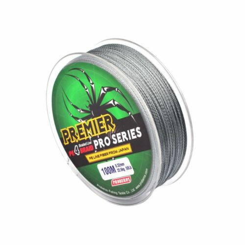 UK 100M//300M Super Strong PE Braided Sea Fishing Line Multifilament Angling