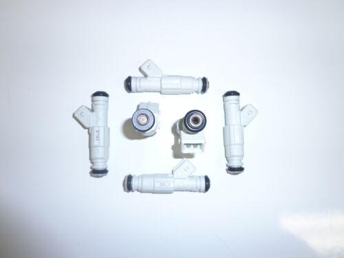 Flowmatched TRE 36LB Fuel Injectors Fit Bosch Ford GMC 380cc V6 3.8L Turbo SHO 6