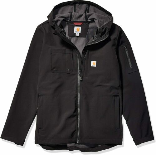 Details about  /Carhartt mens Hooded Rough Cut Jacket Regular and Big /& Tall Sizes