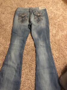 29 Jeans Ziggy Affliction Womens Størrelse Ywq7xHnUI