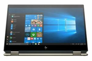 "HP Spectre 15T X360 15.6"" 4K i7 4.1GHz 16GB 512GB SSD AMD RX Vega 2-in-1 Laptop"
