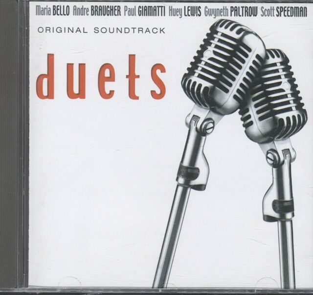 Various Artists - Duets cd