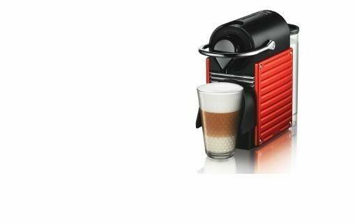 Krups Nespresso Pixie XN3006 1260W Cafetera de Cápsulas Roja | Compra online en eBay