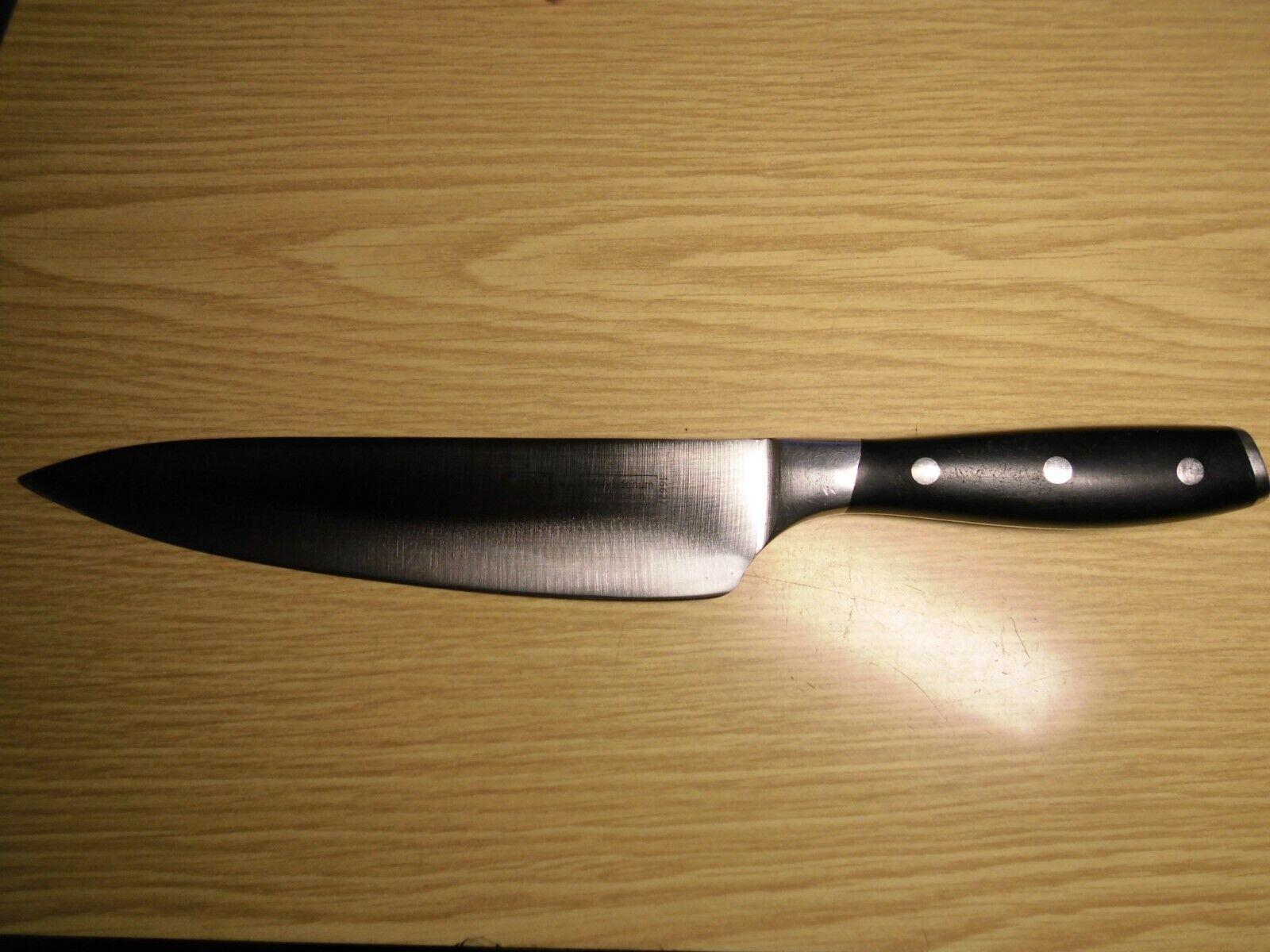 Messer Metzgermesser Schlachtermesser Küchemesser Grillmesser 200mm 8 Brotmesser