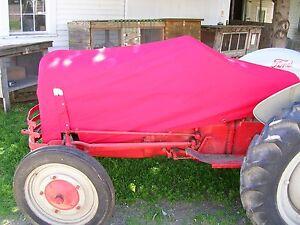 9n Ford Tractor >> 9n 2n 8n Ford Tractor Covers Sunbrella Fabric Ebay