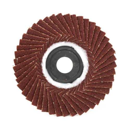"4/"" Sanding Flap Disc Grinding Polishing Wheel for Angle Grinder 5//8/"" Hole 10Pcs"