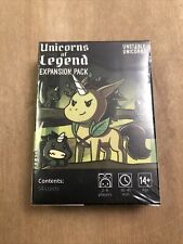 Unstable Unicorns Unicorns of Legend Expansion Pack designed to be added to yo