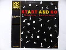 Start and go MICHEL GARNIER JEAN PIERRE DUMAS Library KOKA MEDIA 64