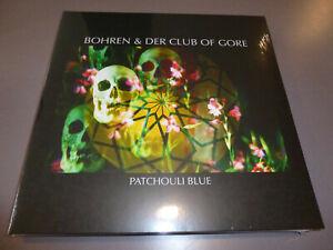 Bohren-amp-Der-Club-Of-Gore-Patchouli-Blue-2LP-Vinyl-Neu-amp-OVP-Gatefold
